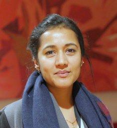 Photo of Malvika Sharan